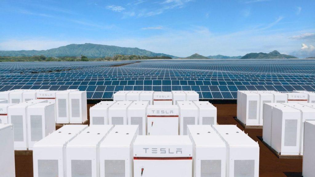 Kauai Island Utility Cooperative solar plus storage plant